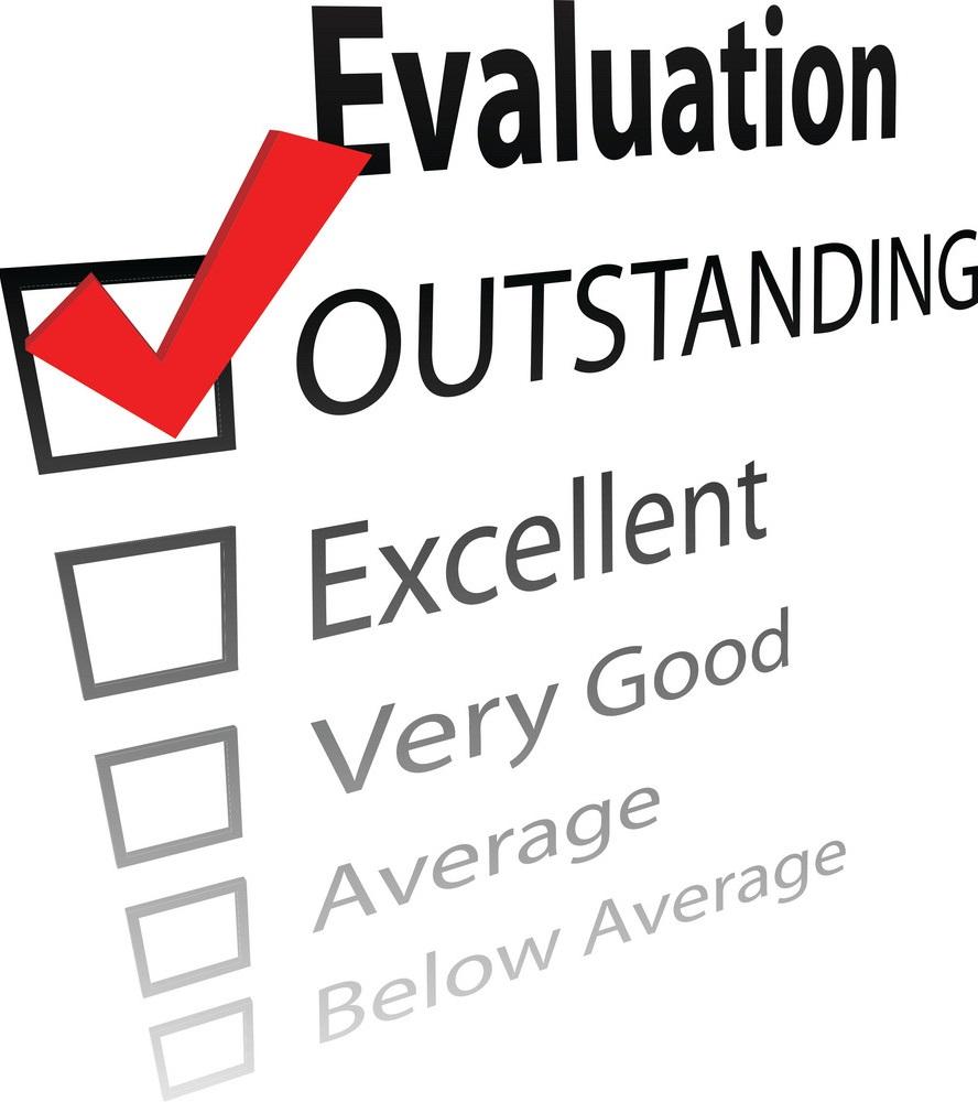 evalution result