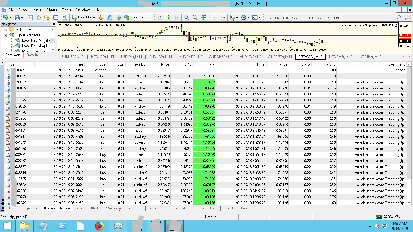 Arbitrase Lock Hedge Beta
